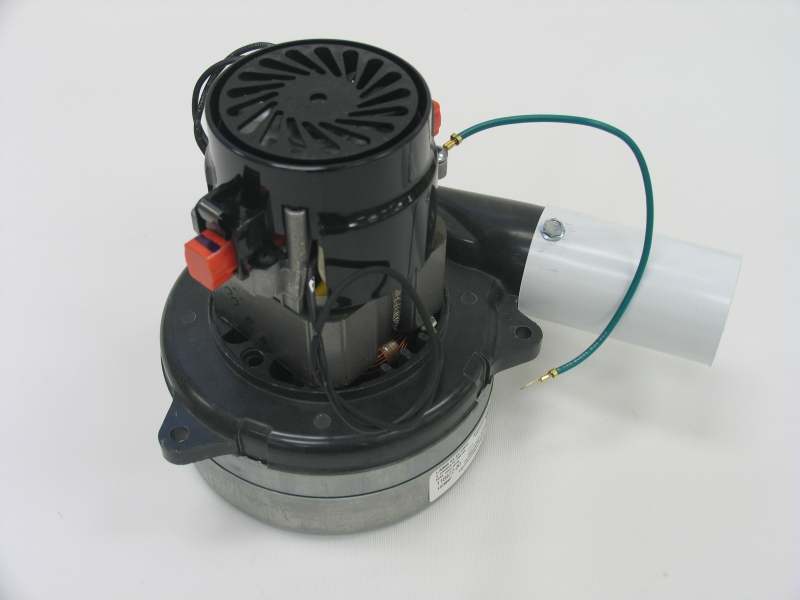 Ametek Lamb Central Vacuum Replacement Blower Electric Motor 116472 00
