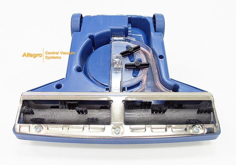Central Vacuum Air Turbine Turbocat Powerhead