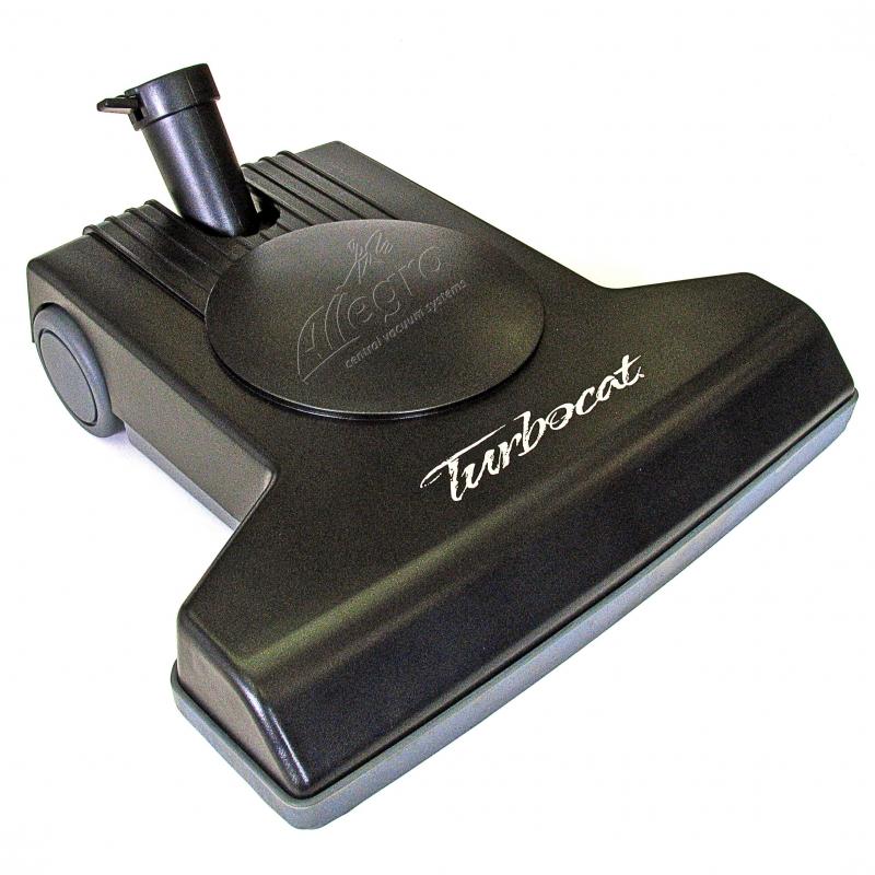 Central Vacuum TurboCat Air Turbine Carpet Power Brush