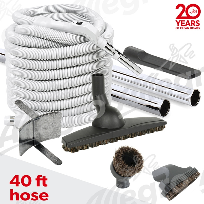 Central vacuum hook up need help