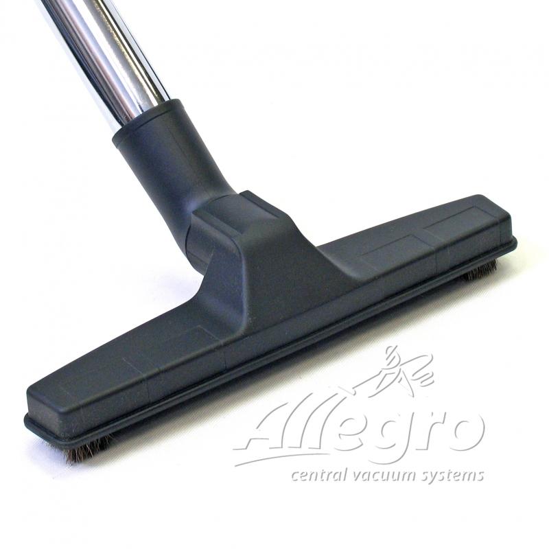 Central vacuum natural bristles hardwood ceramic floor tool for Flooring tools
