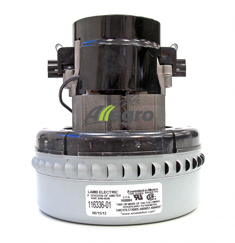Central Vacuum Replacement Motor Ametek Lamb Electric