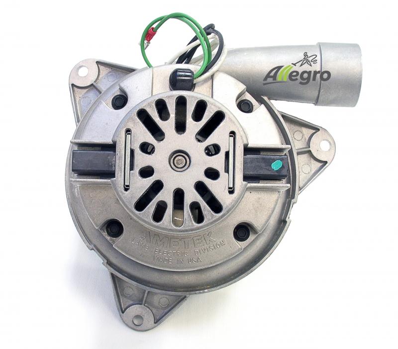 Ametek lamb central vacuum replacement blower electric for Central ac blower motor replacement