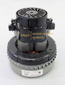 Ametek Lamb Central Vacuum Replacement Motor 116336 01