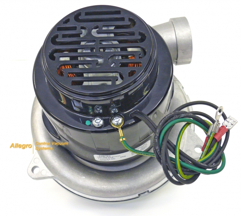 ma2233a  allegro central vacuum motor