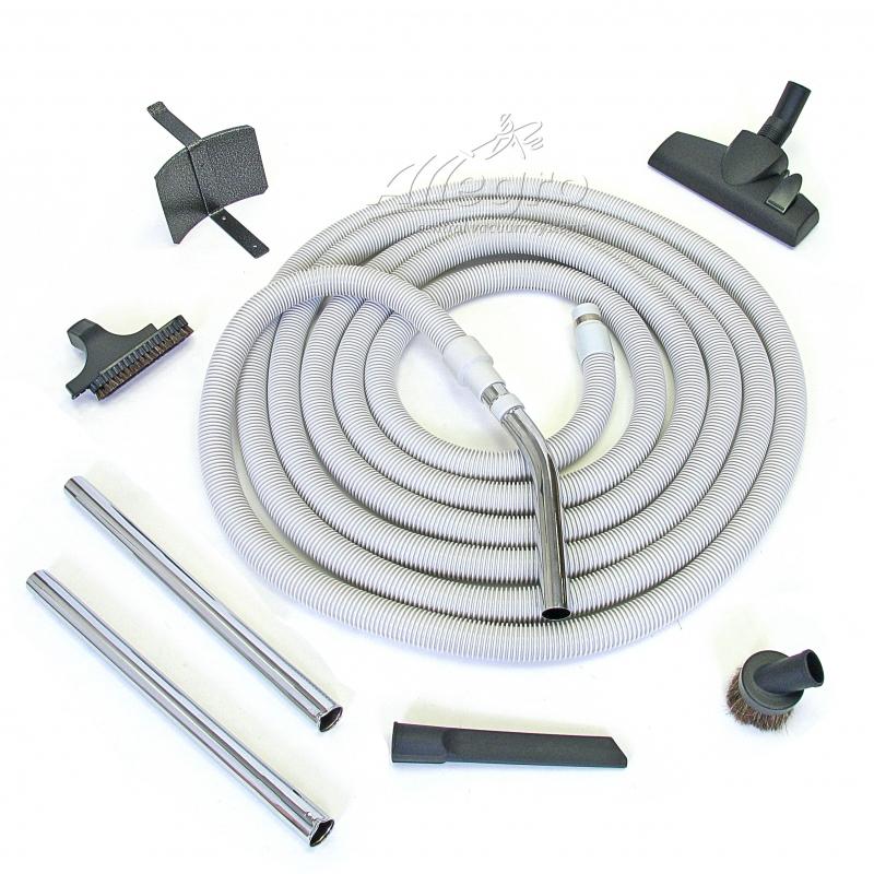 Allegro Central Vacuum Hose Rug Floor Attachment Set