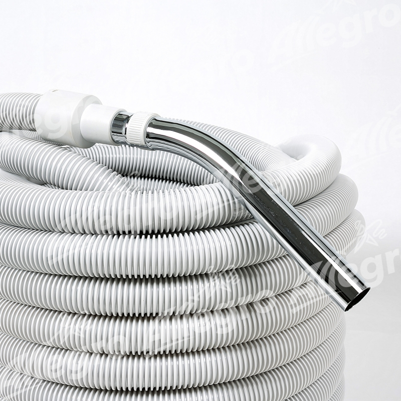 Allegro Aspirateur Central Vacuum 60 Foot Hose Attachment Set