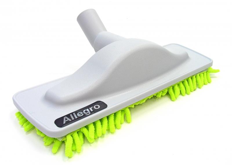 Allegro Microfiber Dust Mop Velcro Green Pad