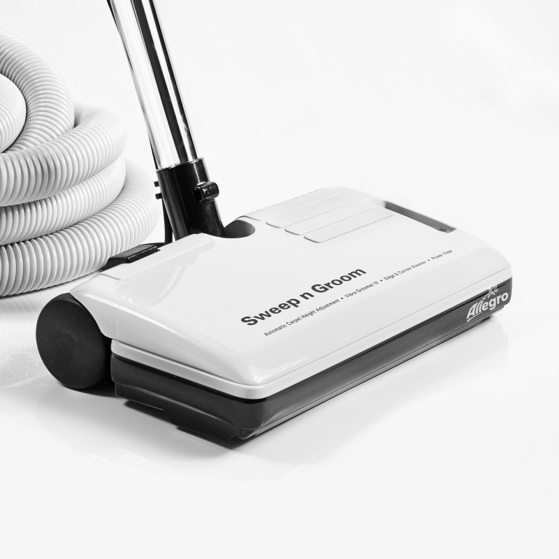 Duovac Compatible Central Vacuum 35 Foot Direct Connect