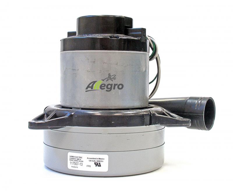 Eureka vacuum cleaners compare ametek lamb central vacuum motor 117507 Ametek lamb motor