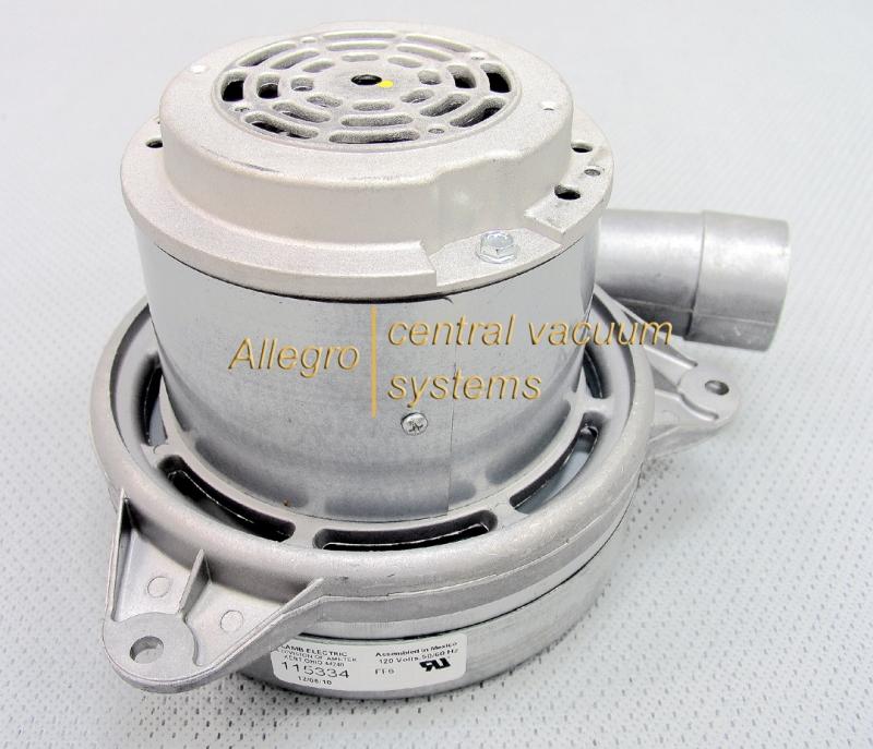Ametek Lamb Central Vacuum Motor 115334