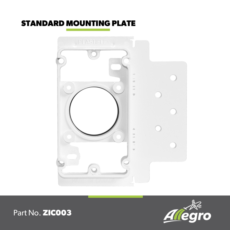Central Vacuum Wall Plate Interesting Central Vacuum Standard Wall Inlet Valve Or Faceplate Mounting Plate