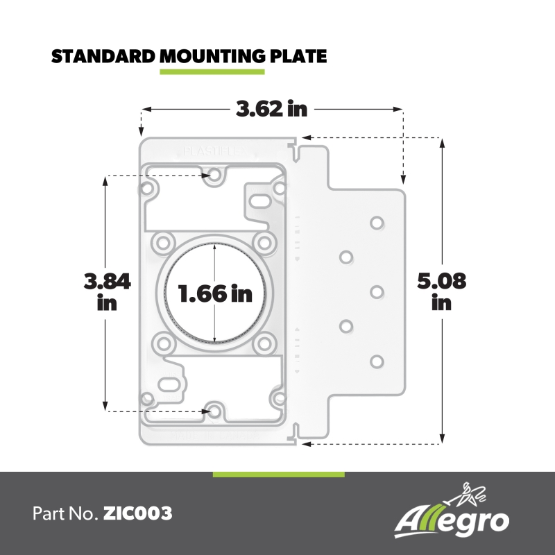 Central Vacuum Wall Plate Custom Central Vacuum Standard Wall Inlet Valve Or Faceplate Mounting Plate