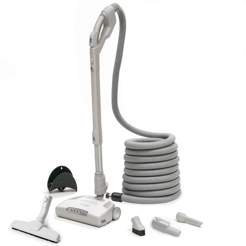 electrolux attachments. electrolux central vacuum oxygen quietclean™ electric hose attachment set attachments e