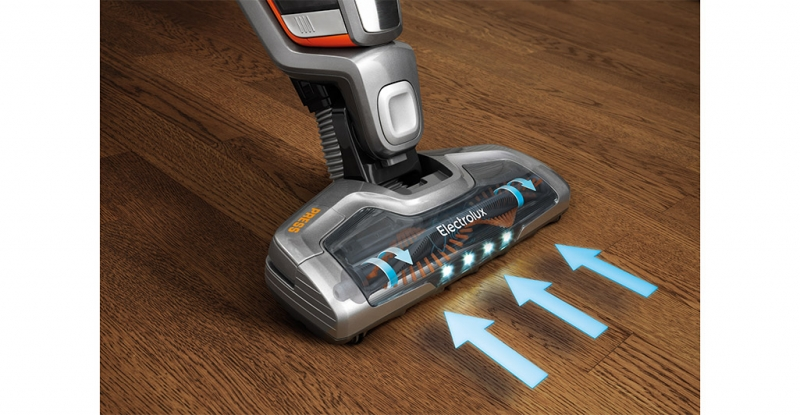 Electrolux El2095a Ultrapower Studio Cordless Vacuum