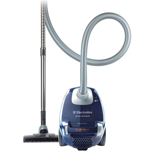 Electrolux Ergospace 174 Canister Vacuum El4103a