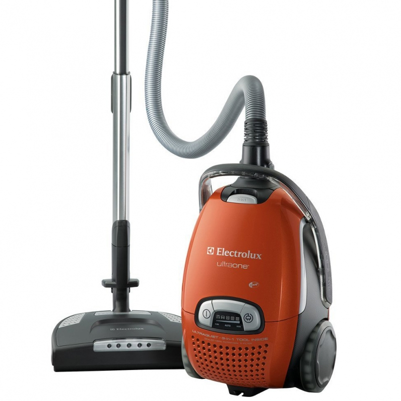 Electrolux Ultraone 174 Canister Vacuum El7070a