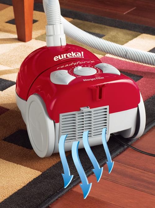 Eureka Readyforce Bagged Air Canister
