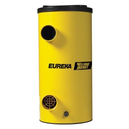 Eureka Rv Central Vacuum Cv140 Yellow Jacket