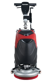 Sanitaire Sc6200a 14 Inch Tag Along Scrubber