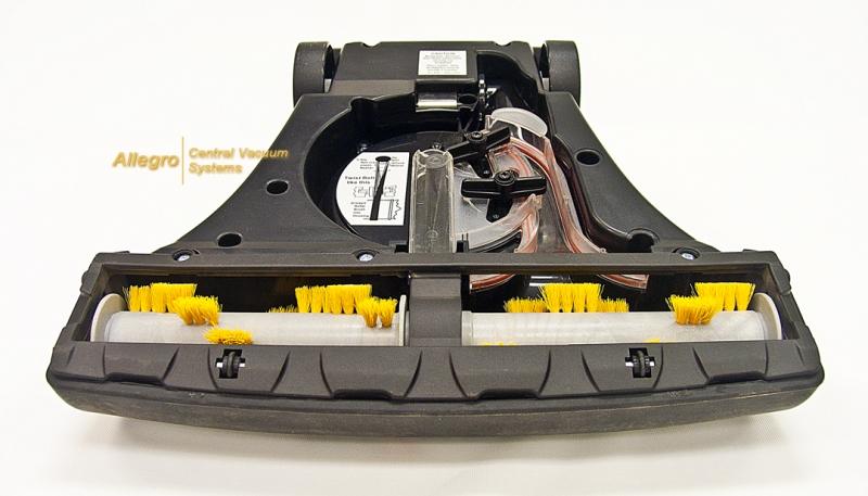 Z Tech Design Aspirateur TurboCat Zoom Central Vacuum