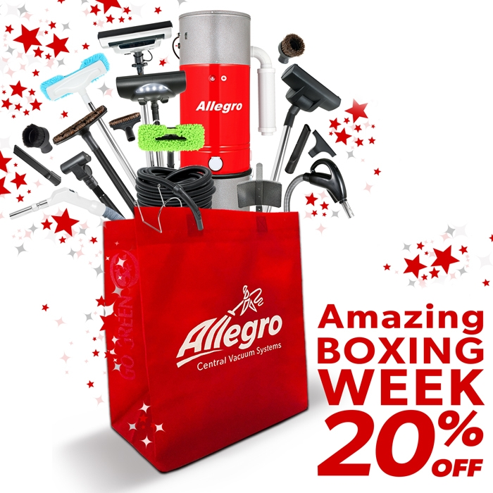 Allegro Boxing Day Super Specials