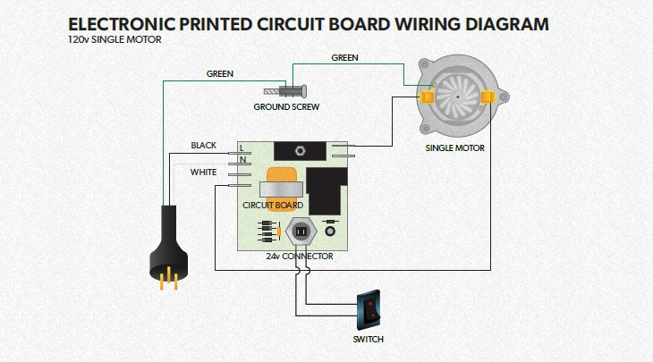 dscr_3_110722 replacement central vacuum 15 amp control module 110v vacuum cleaner motor wiring diagram at gsmx.co